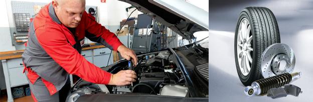 Mechanik Und Verschleiß Autocrew Kraft